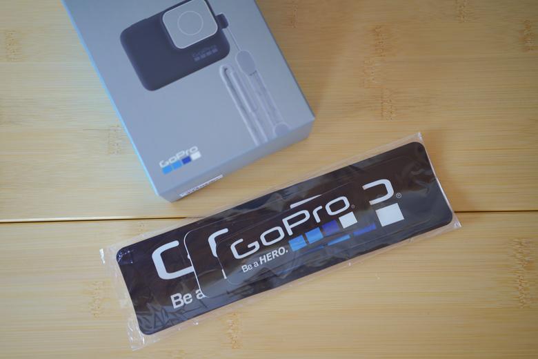 GoPro Sleeve + Lanyard ステッカー