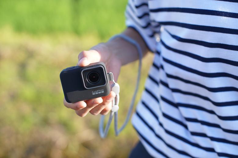 GoPro Sleeve + Lanyard 使用