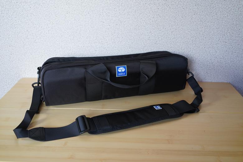 SIRUI 【4段三脚】 T-2204X 脚のみ カーボン 専用バッグ