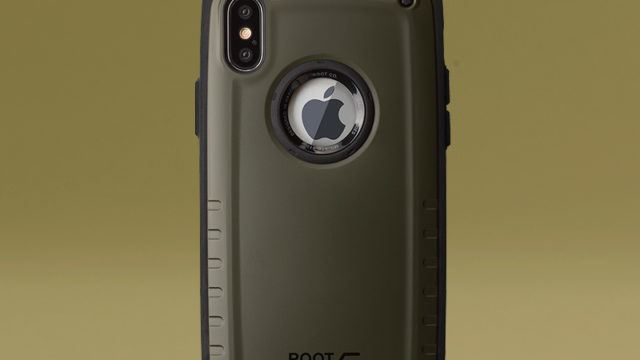 【ROOT CO.】iPhone XS Max 耐衝撃 iPhone ケース Gravity Shock Resist Case Pro.