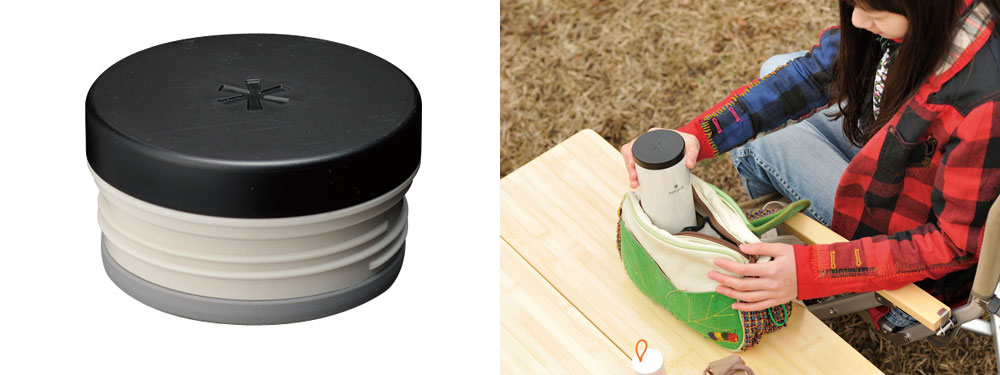 スノーピーク システムボトル 保温保冷用キャップ