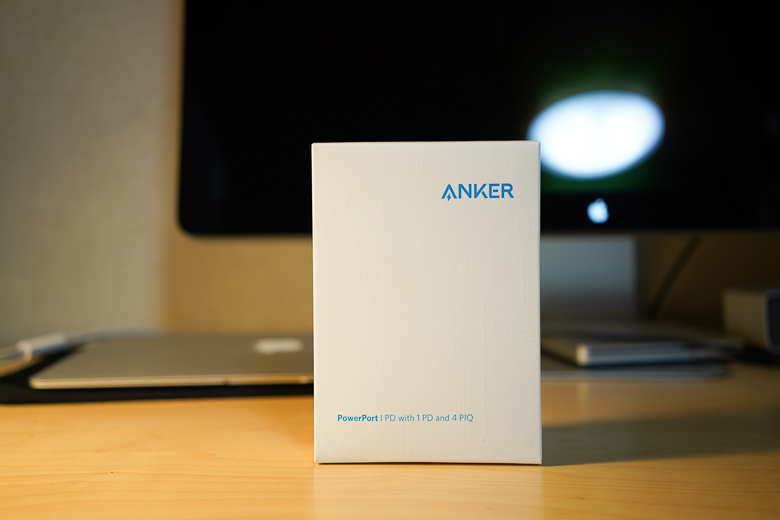 Anker PowerPort I PD - 1 PD & 4 PowerIQ 外箱