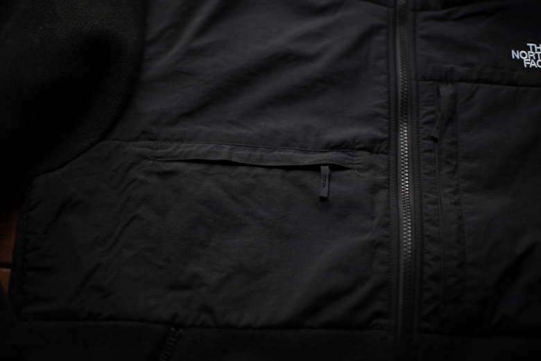 THE NORTH FACE デナリジャケット ポケット