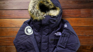 THE NORTH FACE サザンクロスパーカ 正面