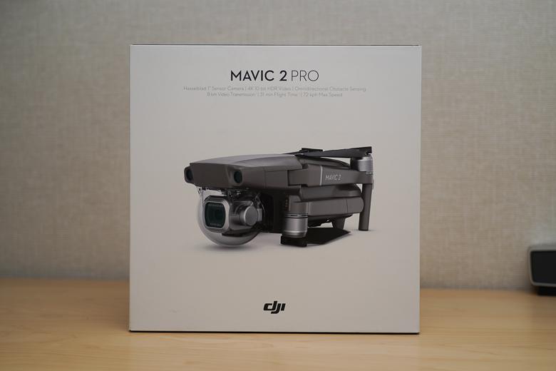 DJI Mavic2 Pro 外箱