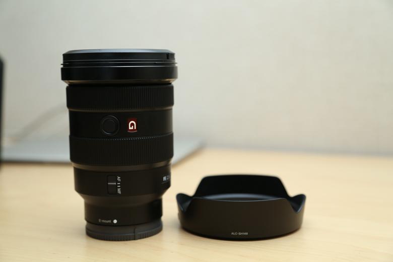 ソニー FE 16-35mm F2.8 GM 本体