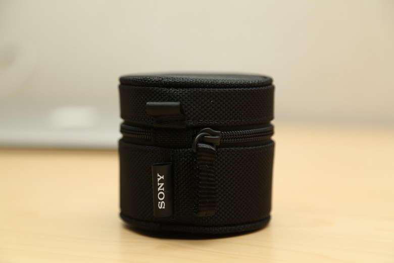 SONY 2X テレコンバーター(SEL20TC)保護ケース