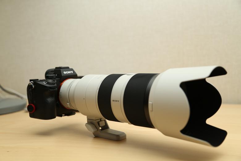SONY 2X テレコンバーター+FE 70-200mm F2.8 GM OSS+a7iii