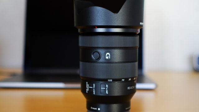 SONY FE 24-105mm F4 G OSS(SEL24105G)