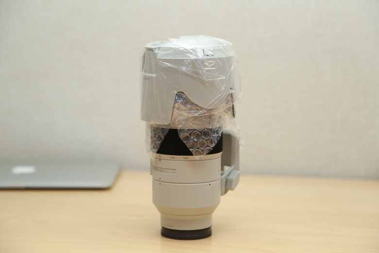 SONY FE 70-200mm F2.8 GM OSS 本体