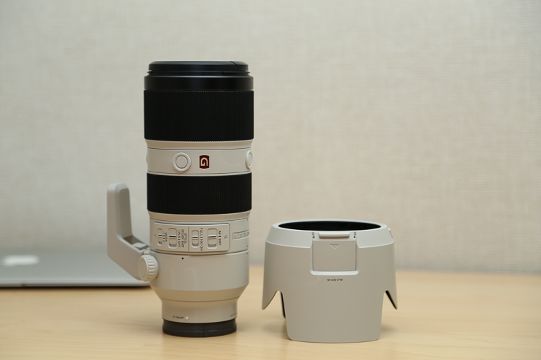 SONY FE 70-200mm F2.8 GM OSS 本体