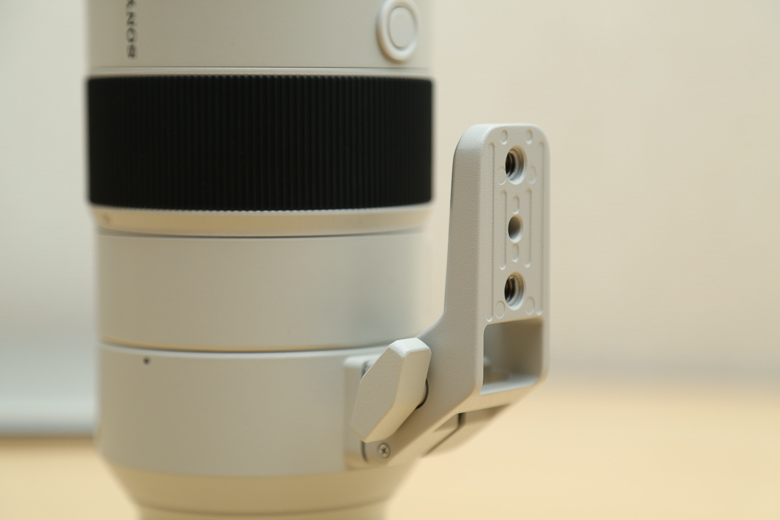 SONY FE 70-200mm F2.8 GM OSS 三脚座