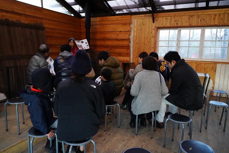 北軽井沢スウィートグラス 薪ストーブ使い方講座