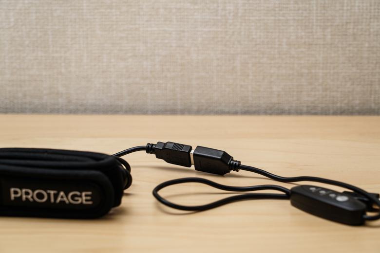 PROTAGE 結露 防止 レンズ ヒーター 温度コントローラーを接続