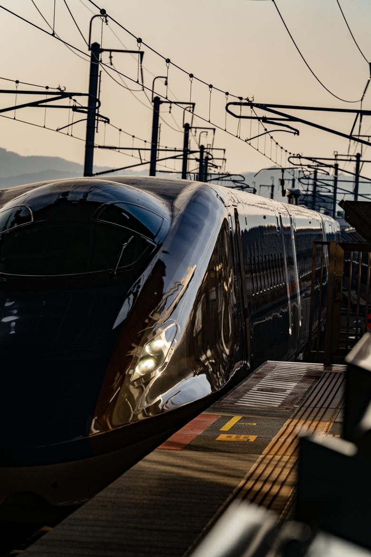 新高岡駅 北陸新幹線