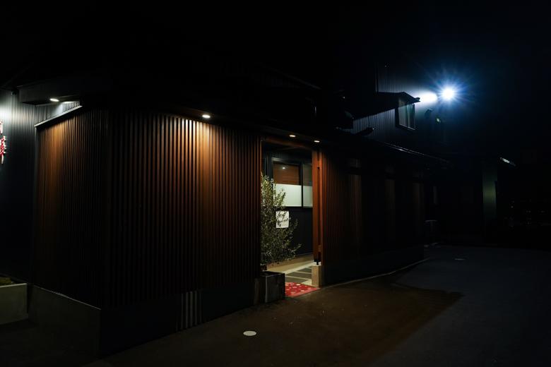 光燁 店舗外観