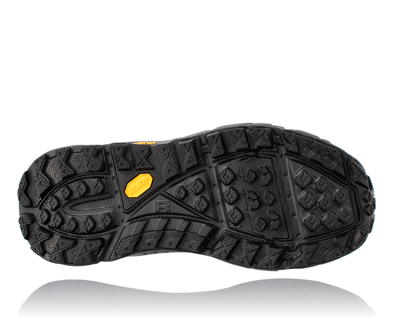 HOKA ONE ONE TOR ULTRA LOW WP JP ブラック