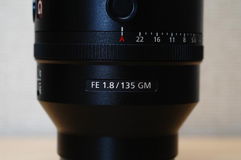 FE 135mm F1.8 GM SEL135F18GM