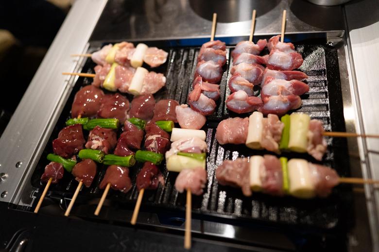 北軽井沢スウィートグラス 夕食
