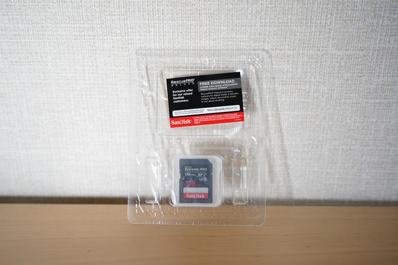 SanDisk SDXC カード Extreme Pro 128GB