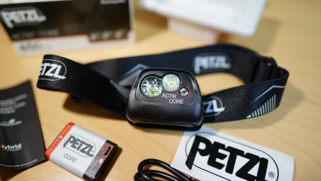 PETZL(ペツル) ACTIK CORE アクティック コア