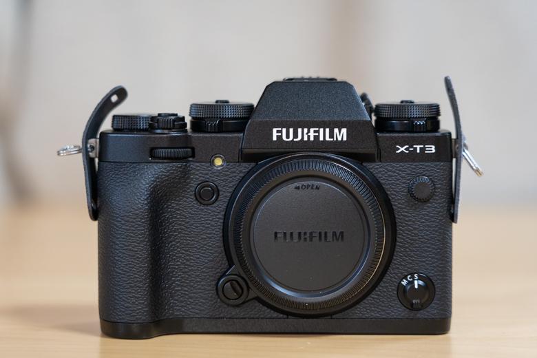 FUJIFILM X-T3 補体