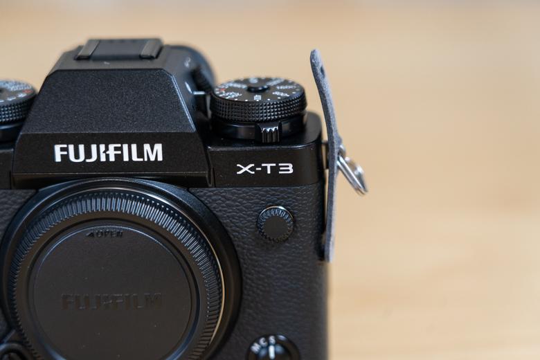 FUJIFILM X-T3 ストラップリング