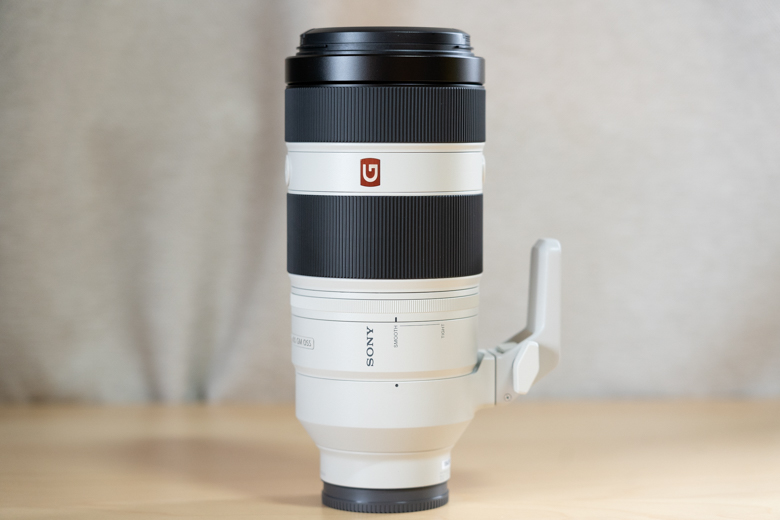 FE 100-400mm F4.5-5.6 GM OSS(SEL100400GM)本体