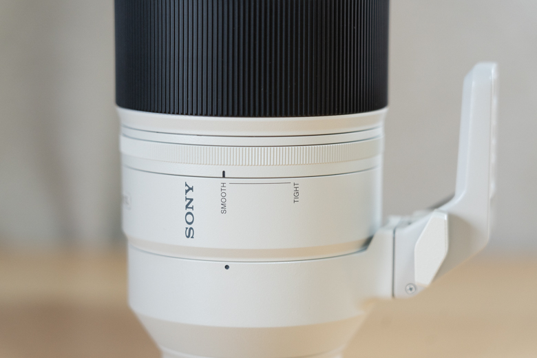 FE 100-400mm F4.5-5.6 GM OSS(SEL100400GM) スイッチ